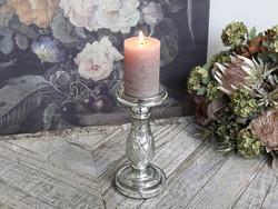 Candleholder silver