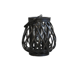 Lantern black small