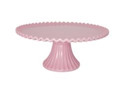 Ceramic cakestand Madison dusty rose 2 size