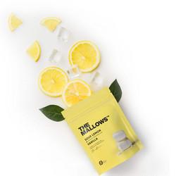 The Mallows vaahtokarkki sitruuna-vanilja 80 g Gluteeniton/laktoositon