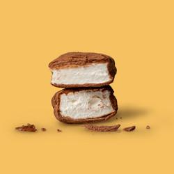 The Mallows vaahtokarkki suolainen karamelli 90g gluteeniton