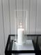 Lantern kvarnvik white