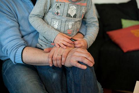 Lahjoita 50 € lasten, nuorten ja perheiden auttamiseen