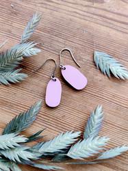 Pikkuiset-korvakorut, vaaleanpunainen