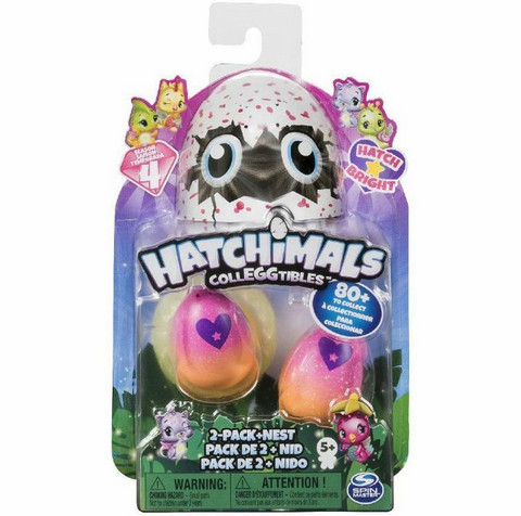 Hatchimals CollEGGtibles 2 pak  Sarja 4