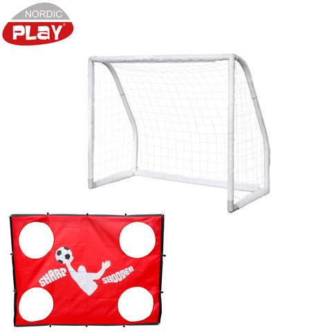NORDIC PLAY Pro Goal sis. Sharp Shooter