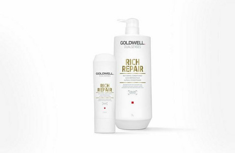 Goldwell - Dualsenses Rich Repair Restoring Conditioner  1000ml