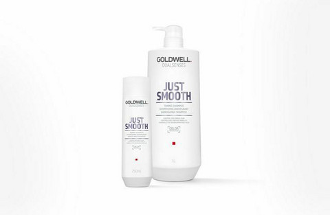 Goldwell - Dualsenses Just Smooth Taming Shampoo 1000ml