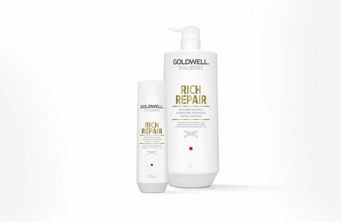 Goldwell - Dualsenses Rich Repair Restoring Shampoo & Conditioner 2x1000ml