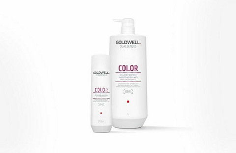 Goldwell - Dualsenses Color Brilliance Shampoo & Conditioner  2x1000ml