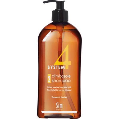 SYSTEM 4 2 Climbatzole Shampoo 500 ml