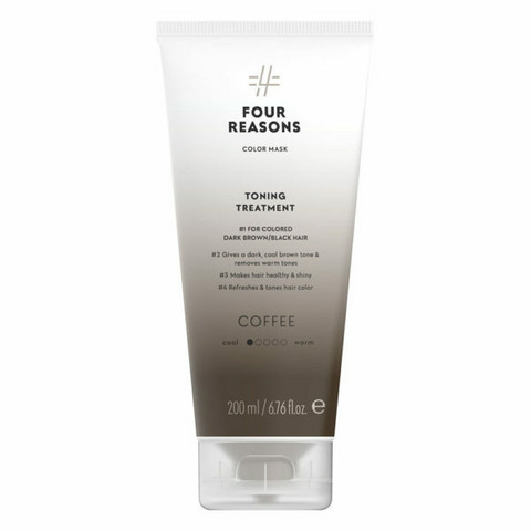 Four Reasons Color Mask Toning Treatment Coffee