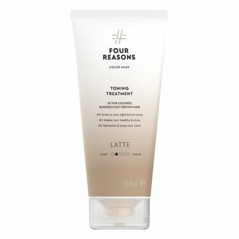 Four Reasons Color Mask Toning Treatment Latte