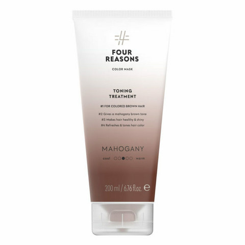 Four Reasons Color Mask Toning Treatment Mahogany