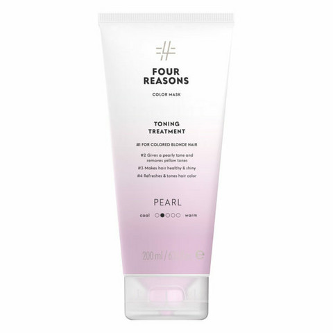 Four Reasons Color Mask Toning Treatment Pearl