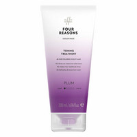 Four Reasons Color Mask Toning Treatment Plum