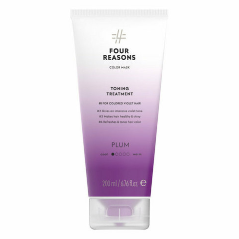 Four Reasons Color Mask Toning Treatment Plum