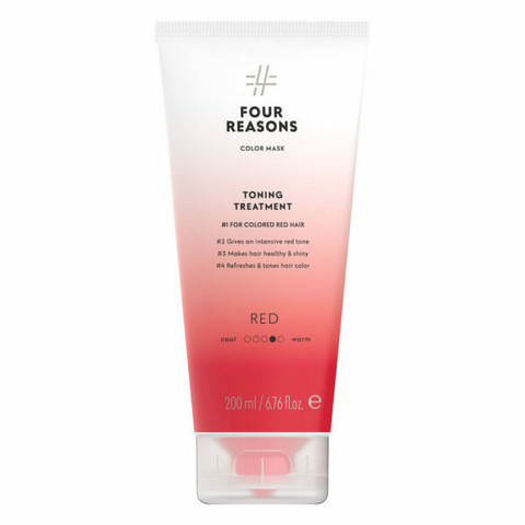 Four Reasons Color Mask Toning Treatment Red