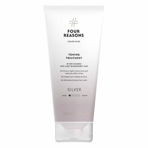 Four Reasons Color Mask Toning Treatment Silver