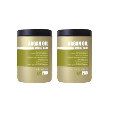 KayPro Kepro Argan Oil Mask hiusnaamio 2 x 1000ml
