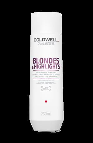 Goldwell - Dualsenses Blondes & highlights Anti-yellow Shampoo 250ml