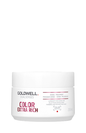Goldwell - Dualsenses Color Extra Rich 60sec Treatment 200ml