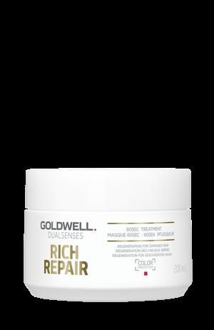 Goldwell - Dualsenses Rich Repair 60sec Treatment 200ml
