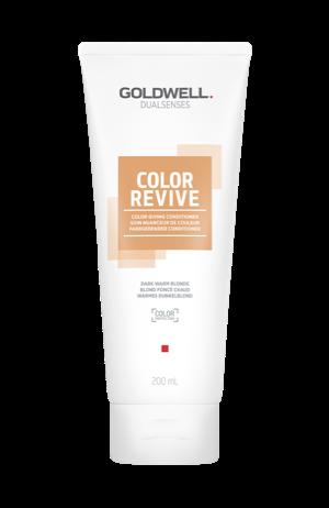 Goldwell - Dualsenses Color Revive Conditioner Dark Warm Blonde 200ml