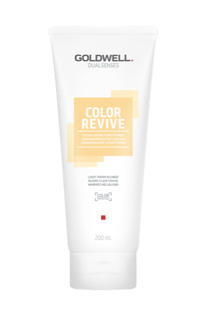 Goldwell - Dualsenses Color Revive Conditioner Ligth Warm Blonde 200ml