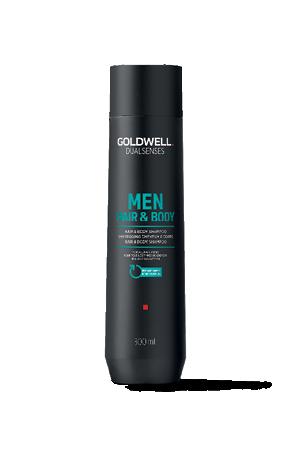 Goldwell - Dualsenses Men Hair & Body Shampoo 300ml