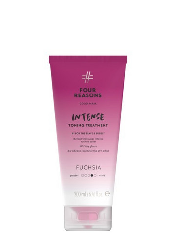 Four Reasons Color Mask Intense Toning Treatment  Fuchsia 200ml