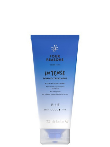 Four Reasons Color Mask Intense Toning Treatment  Blue 200ml