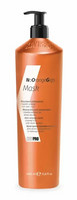 KayPro Kepro No Orange Gigs Mask Tumman hiuksen Hopeahoitoaine 1000 ml