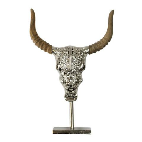 Ornamentti kallo 32cm