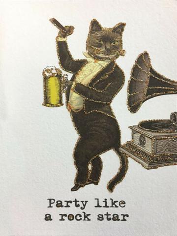 Kortti-Party like a rockstar