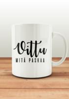 Paska kahvikuppi