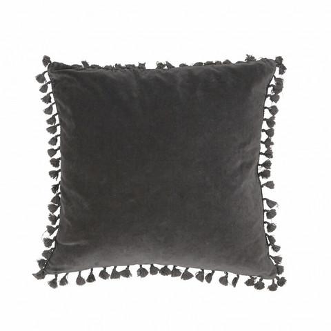 Tyynynpäällinne Frans tummanharmaa