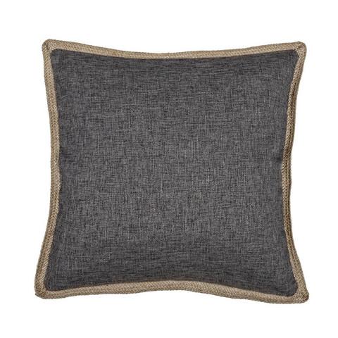 Tyynynpäällinen Aspen tummanharmaa