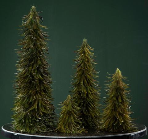 Vihreä höyhenkuusi 40cm