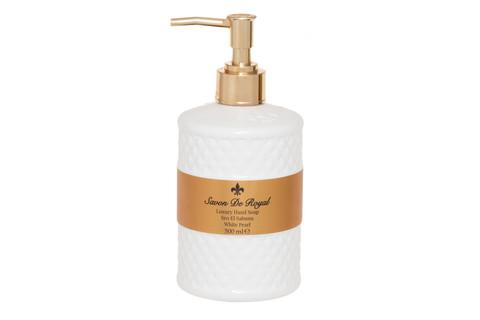 Savon De Royal White Pearl Käsisaippua 500 ml