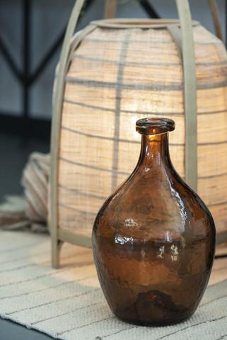 Lasipullo, pullomalja