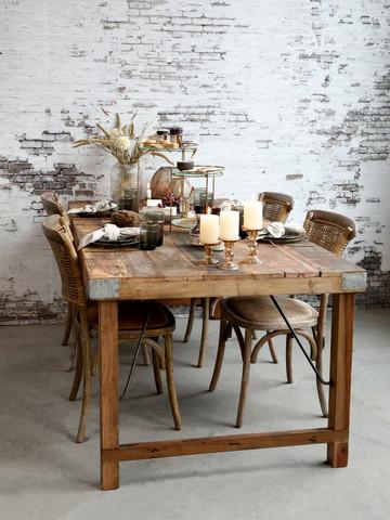 Ruokapöytä K78 P200 L100 cm