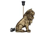 Leijona pöytävalaisin