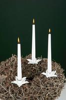Kynttilänpidike piikillä