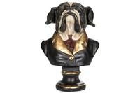 Bulldog patsas Mr. Bulldog 52cm