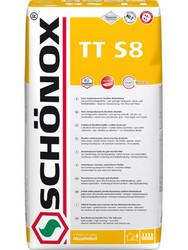Kiinnityslaasti Schönox TT S8 pölytön, 25 kg