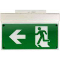 Poistumistievalaisin a-collection Amergency Sign LED OPASTEVALAISIN A-COLLECTION AMERGENCY SIGN LED IP40 3H 25M