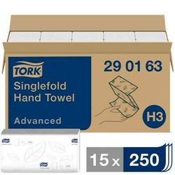 KÄSIPYYHE.ZZ-TAITETTU 15NIP/LT TORK ADVANCED H3 290163 Tuotenumero 5777061