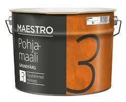 MAESTRO 3 pohjamaali, 18L