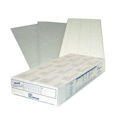 Suodatinpakkaus Vallox Original Filter SUODATINPAKKAUS NRO 12 VALLOX 95,75 Tuotenumero 7911933